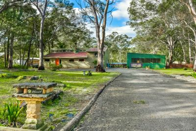 Rural Living at it's best on 4047m2