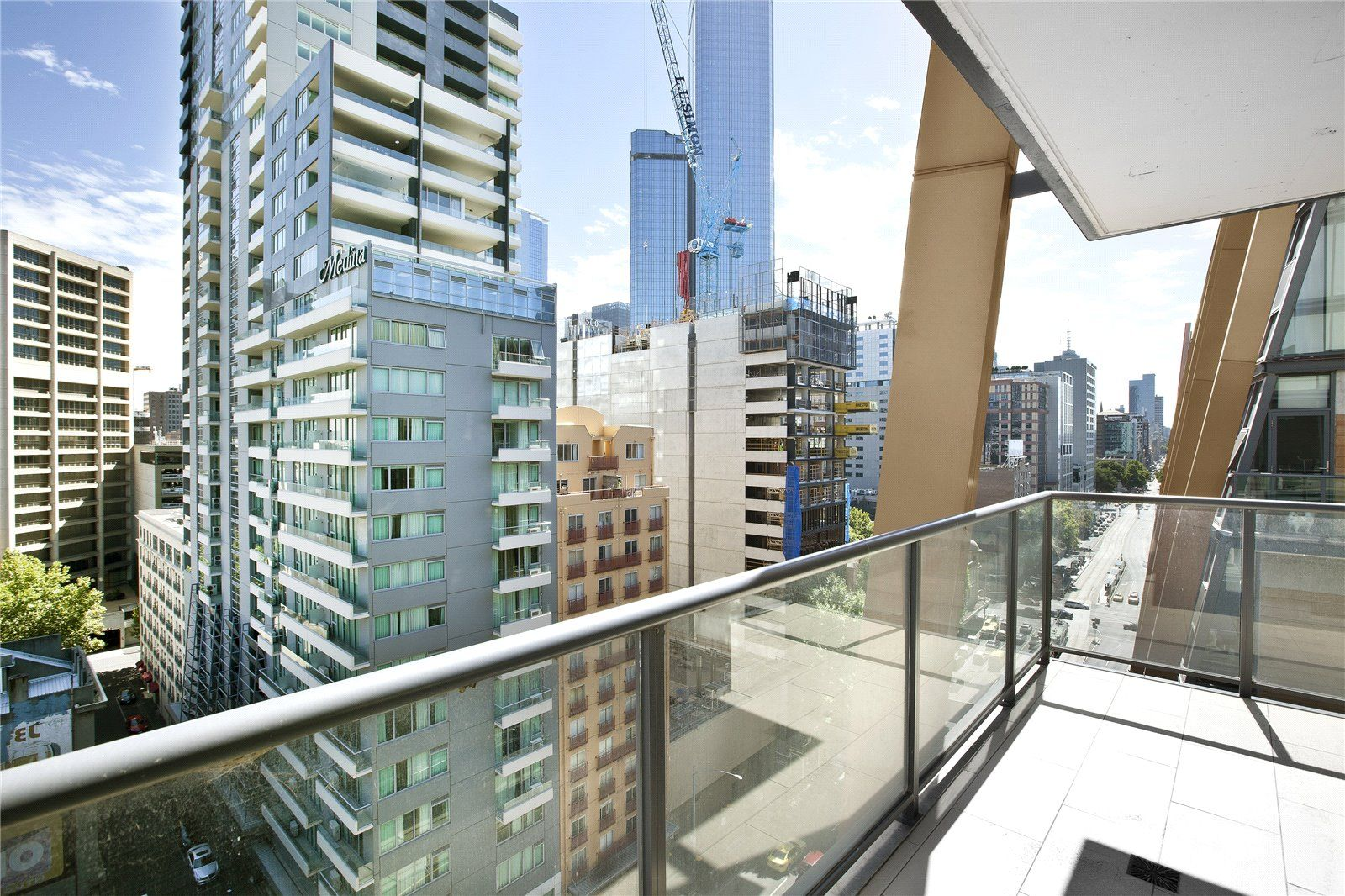 Northbank: 565 Flinders St - Live The High Life!