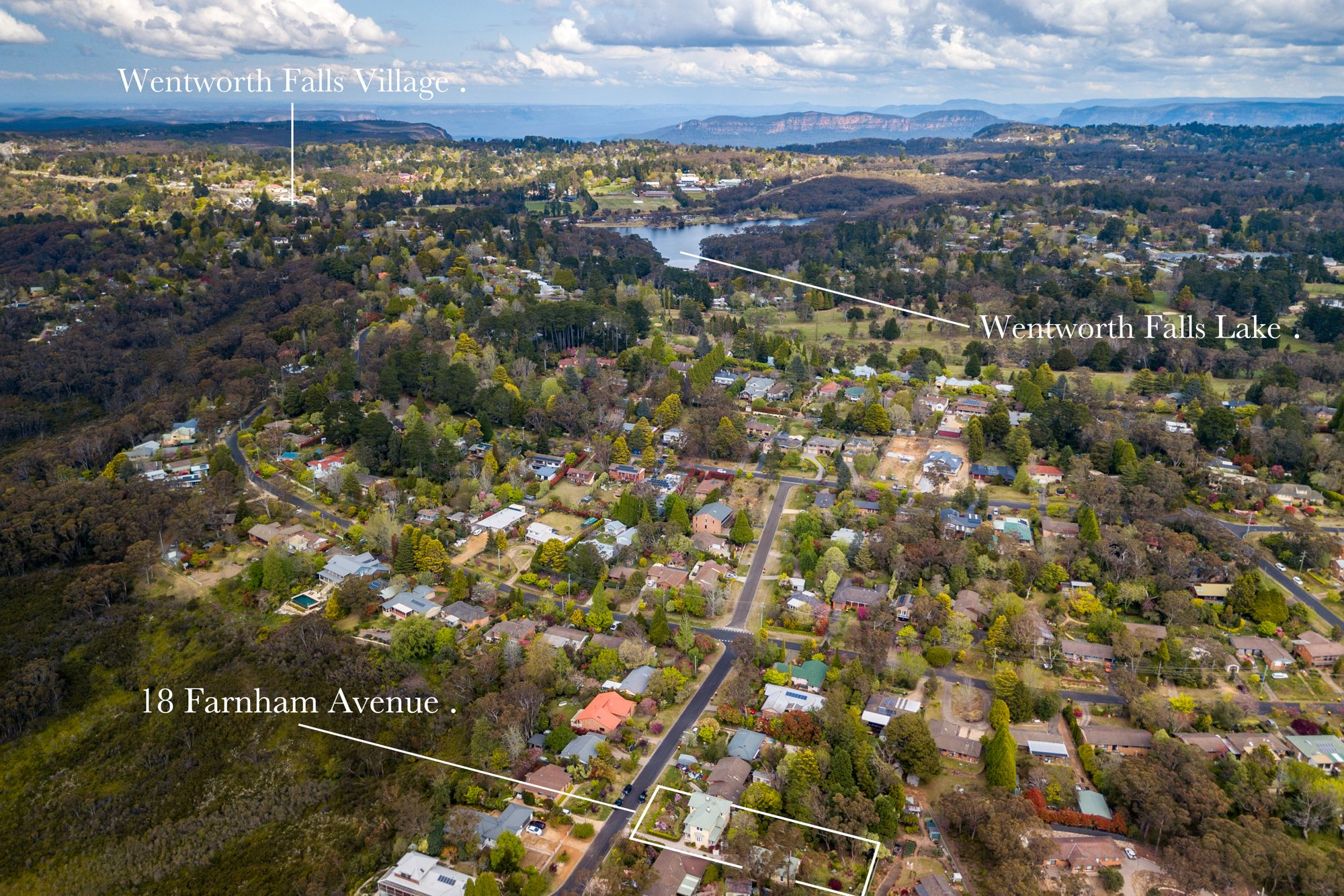18 Farnham Avenue Wentworth Falls 2782