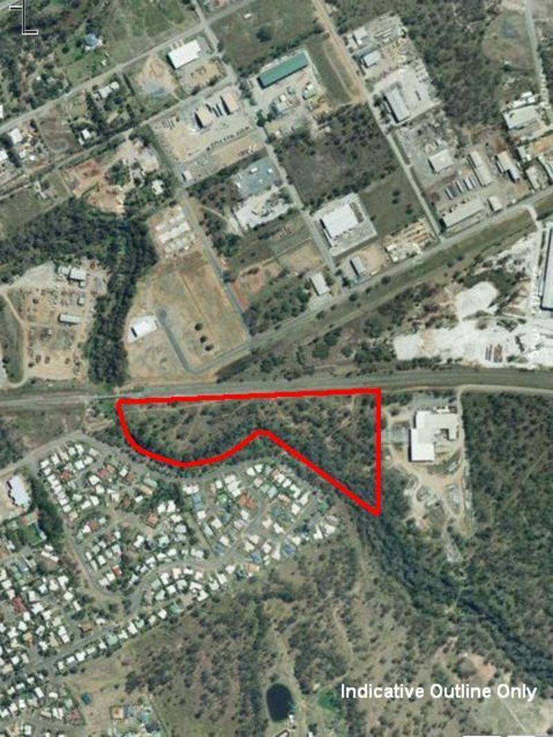 Industrial development site - North Rockhampton