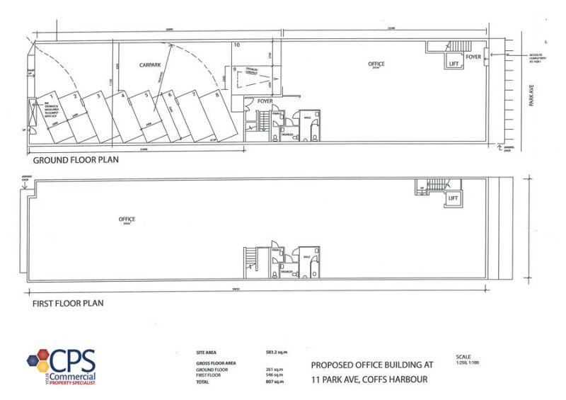 BRAND NEW ground floor CBD retail or office space...
