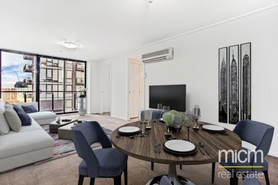 Large Living and a Stellar Southbank Address