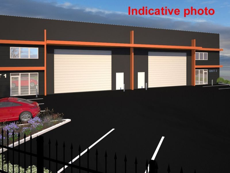 BRAND NEW WAREHOUSES DUE TO COMMENCE CONSTRUCTION SOON