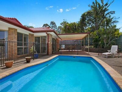 Ideal Family Home With Great Outdoor Living