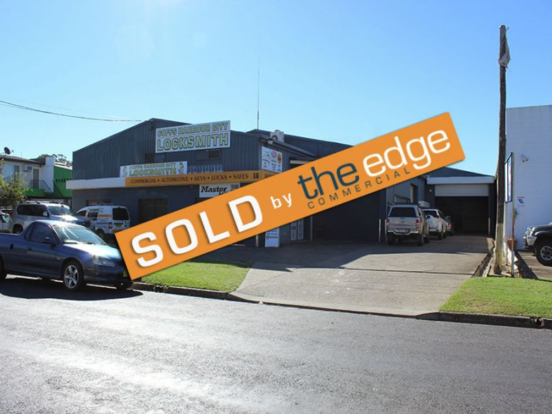 SOLD... BY THE EDGE COMMERCIAL...