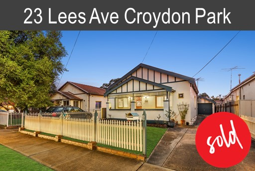 Purchaser of 23 Lees Ave Croydon Park