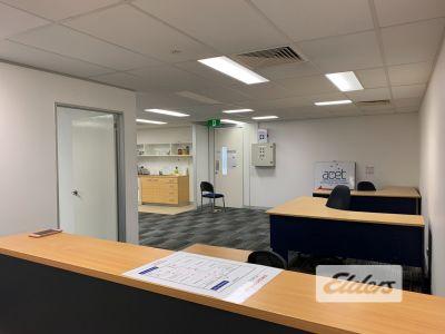 QUALITY STONES CORNER FIRST FLOOR OFFICE!!