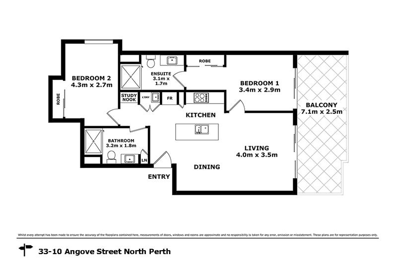 33/10 Angove Street North Perth 6006
