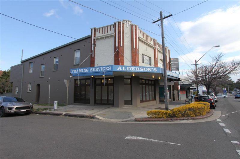 Prominent Corner Shop