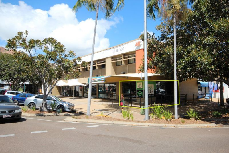 Gregory Street Retail Opportunity