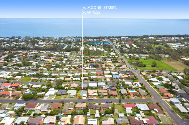 For Sale By Owner: 30 Moonbi St, Scarness, QLD 4655