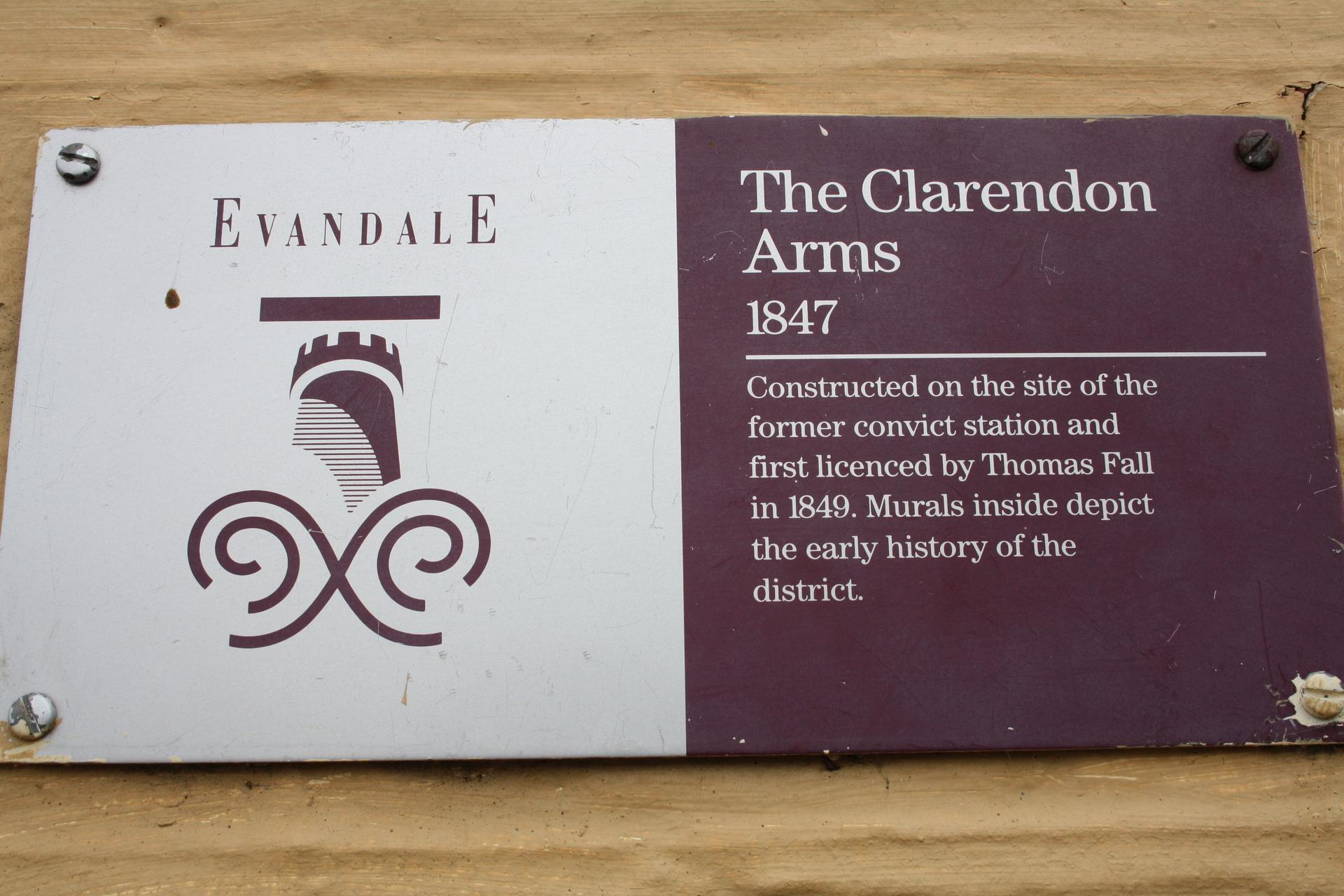 Hotel Circa 1847 - Evandale