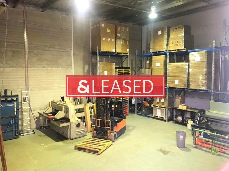 Functional, Well-Priced Industrial Unit for Lease