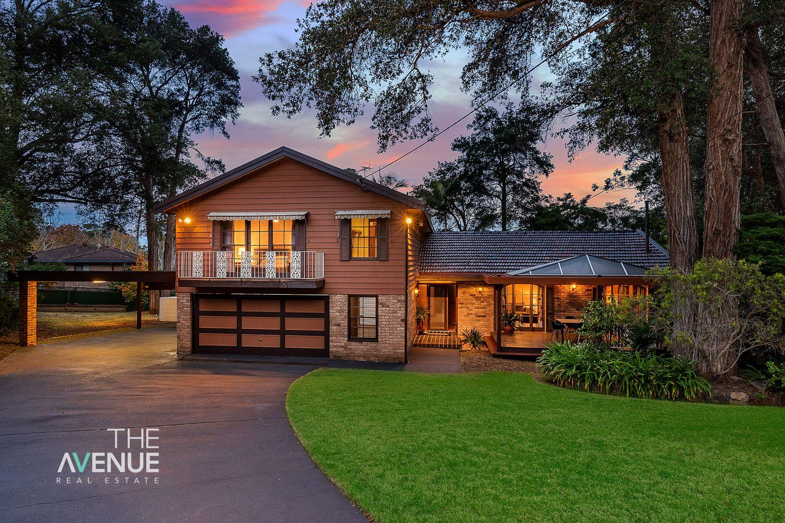 33 Brunette Drive, Castle Hill NSW 2154