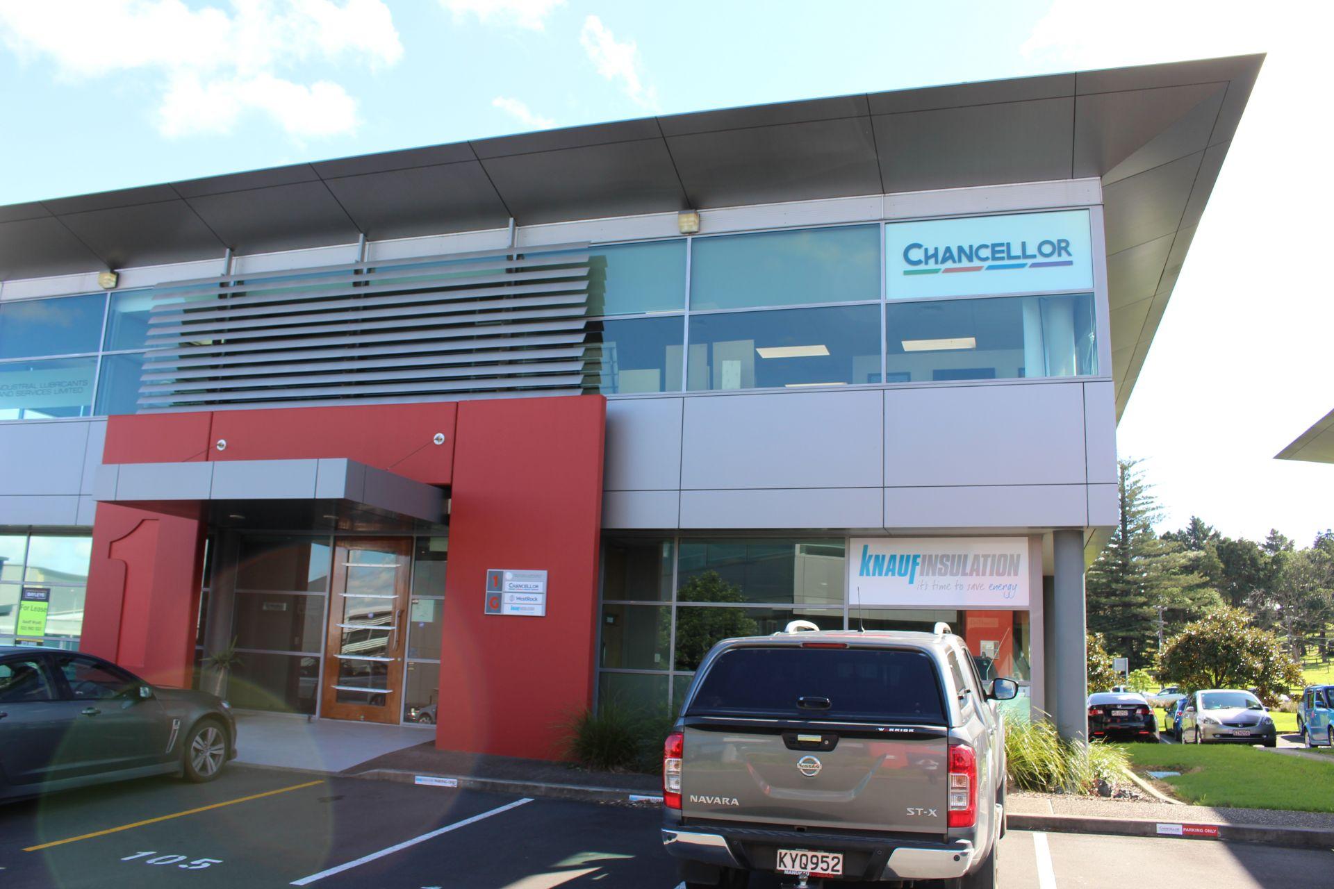 Prominent East Tamaki Business Park