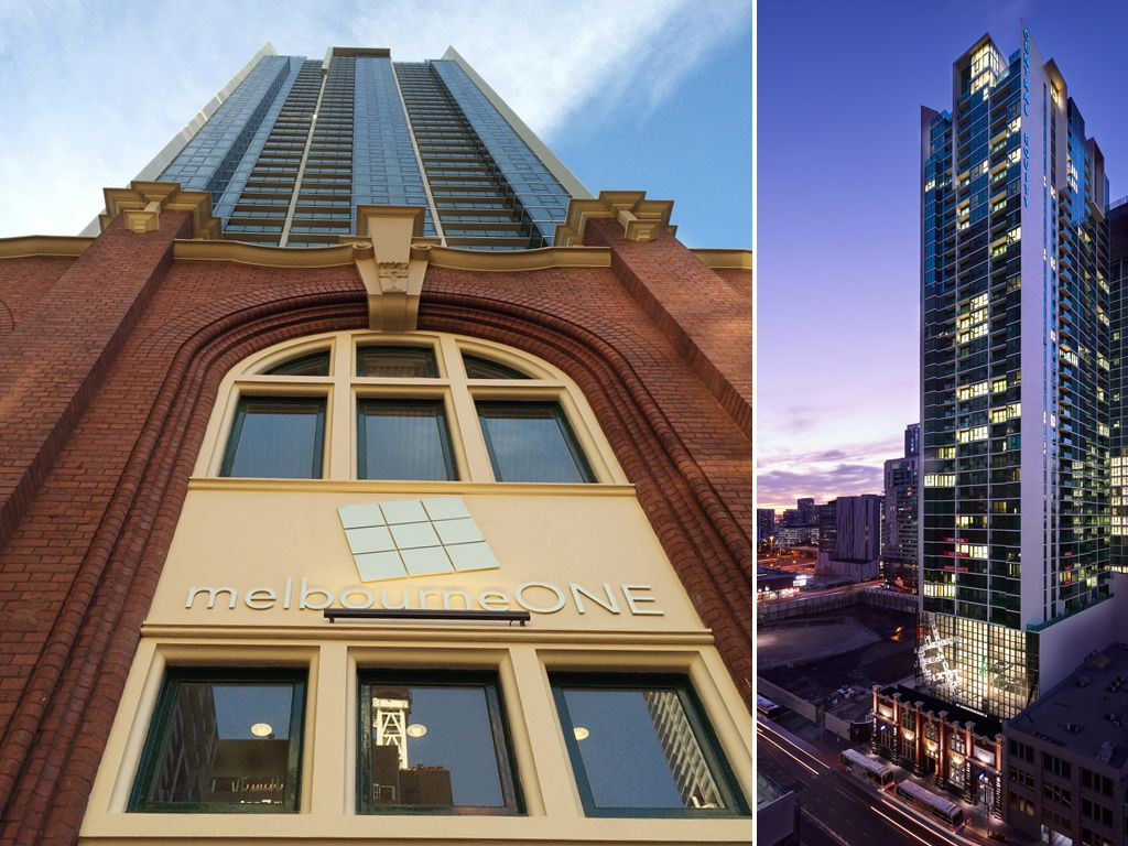 Melbourne One: One Bedroom with Fantastic Building Facilities!