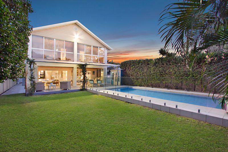 Impressive Hampton Style Beach House