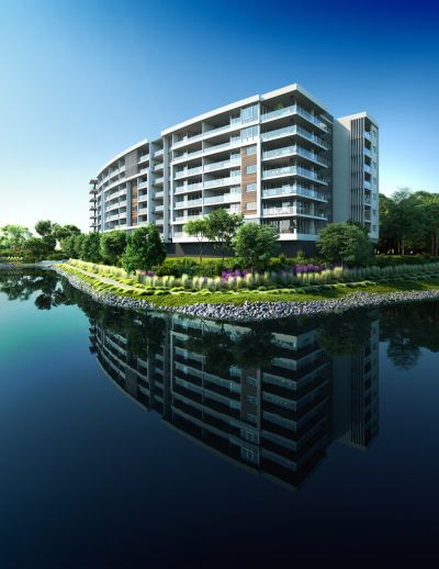 Luxury Apartments at South Lakes