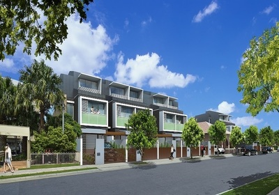 Mascot Star -17 Townhouse's Sold off the Plan