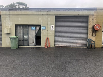 WAREHOUSE FOR RENT AVAILABLE 1/4/20
