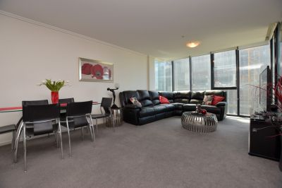Sentinel: Furnished Two Bedroom Apartment - Largest Floor Plan in the Building!