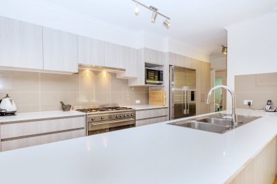 Luxury Kitchen and Extensive Living Space