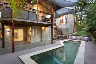 Large Private Family Oasis