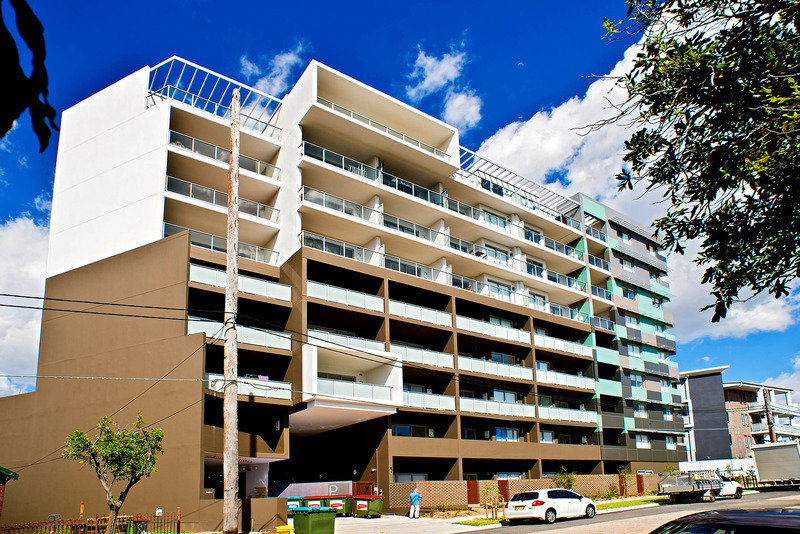 807/75 Park Road , Homebush