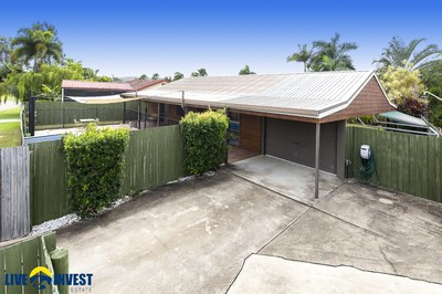 EXCELLENT FIRST HOME OR IDEAL INVESTMENT PROPERTY- PLUS A RELAXING INGROUND POOL – DON'T MISS THIS ONE!!!