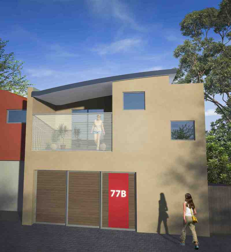 For Sale By Owner: Lot 2 Westgarth Street, Northcote, VIC 3070