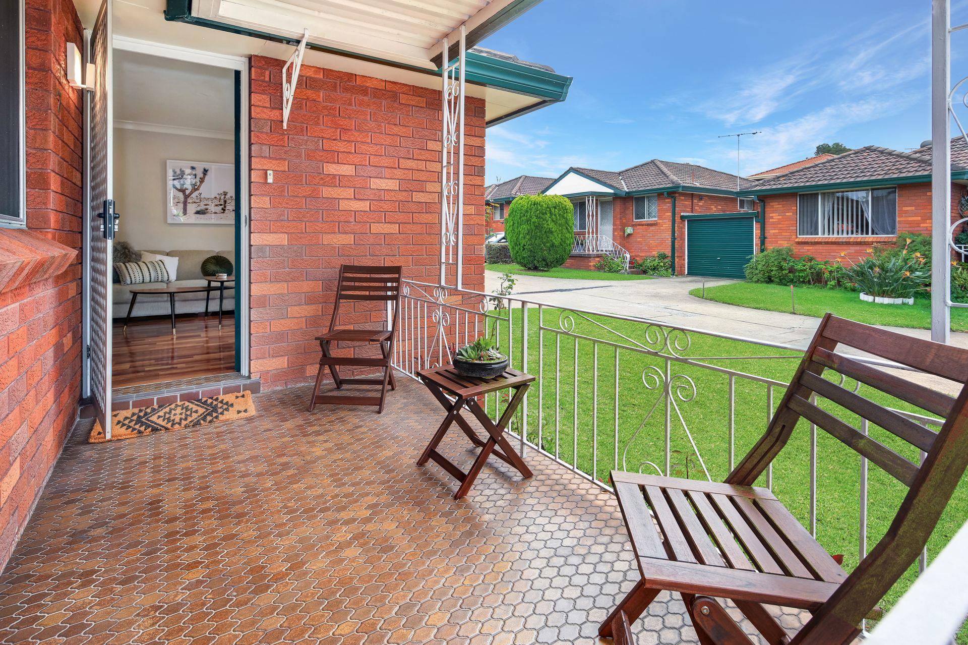 7/73 Bruce Avenue, Belfield NSW