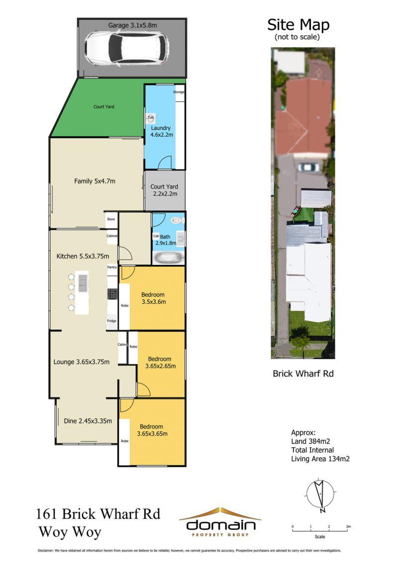 161 Brickwharf Road Woy Woy 2256