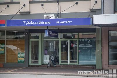 Office or Retail Space in CBD