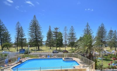 Investors Dream Bargain  Beachfront Apartment