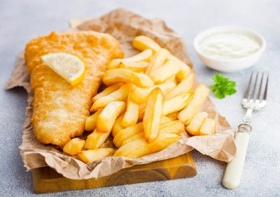 5 Day Fish & Chips near Greensborough– Ref: 16833