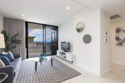 North Facing 1-Bedroom Apartment + Study in Bondi