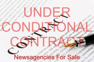 NEWSAGENCY – Brisbane Inner Southside ID#5104606 – 8am Starts & no home delivery !