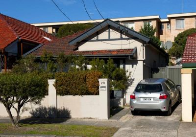SOLD: Charming Freestanding House Close to the City