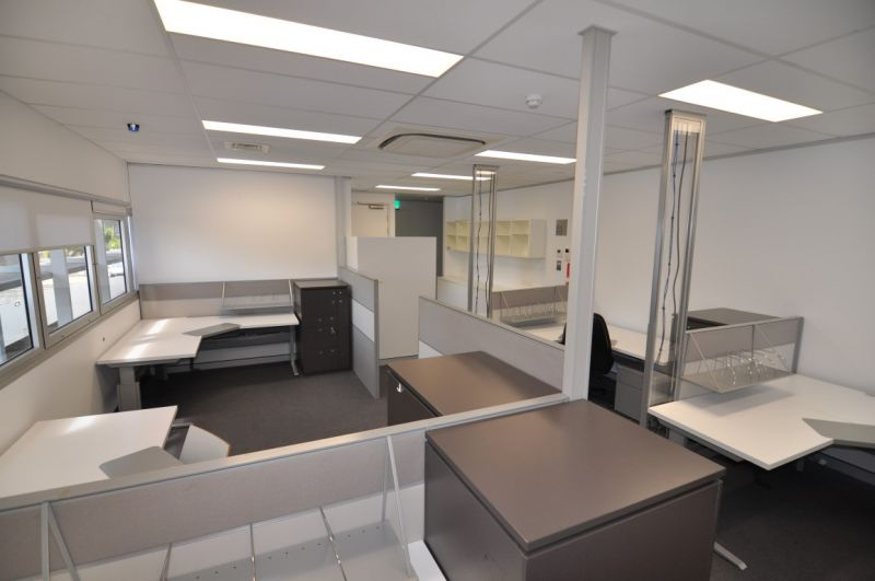 Government quality office tenancy