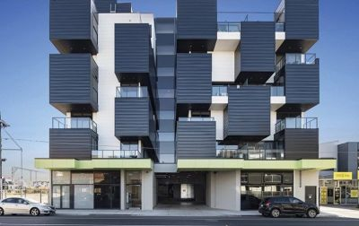 Phenomenal 2 Bedroom Apartment in One Of Footscray's Most Unique Block