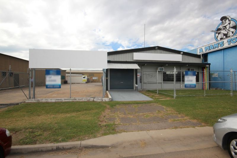 Affordable Warehouse Located in Central Garbutt