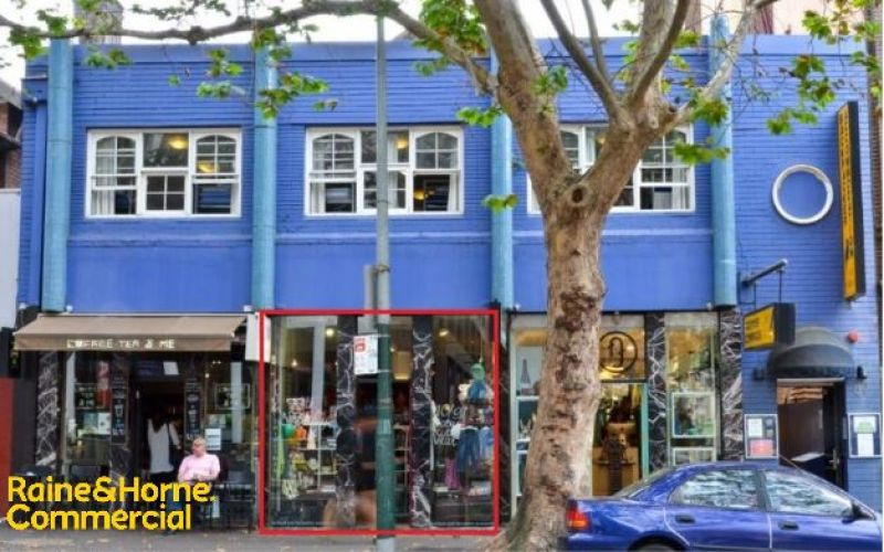 Retail Opportunity on Macleay