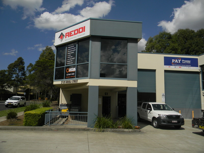 Prominent Industrial Unit - Silverwater
