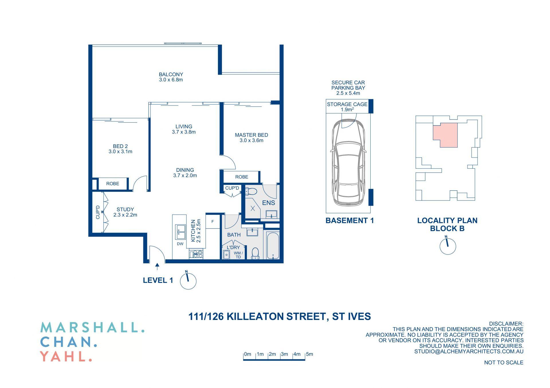 111/126 Killeaton Street St Ives 2075