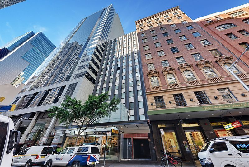 Refurbished office 52.4m2, 276 PITT FOR LEASE