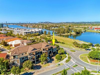 Lake and Park Views with Ultra Convenience