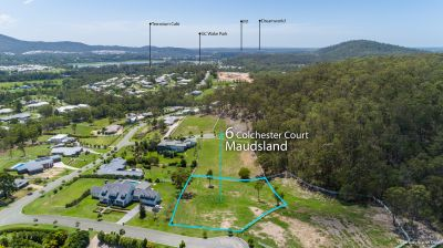 Superb Acreage Block in Huntington Downs - Present All Offers Over $550,000!