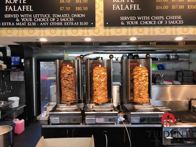 Legendary Kebab Business - No Nights - On University Campus