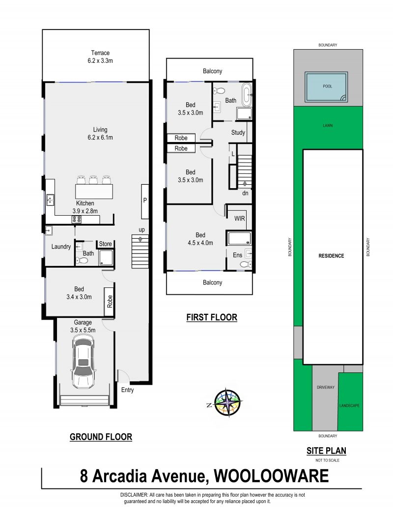 8a Arcadia Avenue WOOLOOWARE 2230