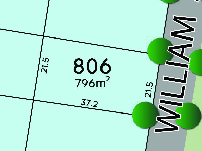 Paxton Lot 806 WILLIAM STREET   WATAGAN RISE